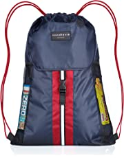 46567b5ce5fd Premium Quality 5 Pocket Waterproof Unisex Gym sack Drawstring Bag Swimming  Bag School PE Sackpack Backpack