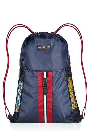 Mochila ligera de calidad Premium con 5 bolsillos, mochila impermeable de cordón, mochila unisex para gimnasio, ...