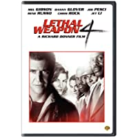 Lethal Weapon 4 (Keepcase) (Bilingual) [Import]