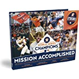 Mission Accomplished: The Official Commemorative Book of the Houston Astros Historic Season & World Series Championship
