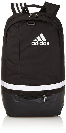 b22f7d5127 adidas Tiro BP Ballnet Bag - Black Black White  Amazon.co.uk  Sports ...