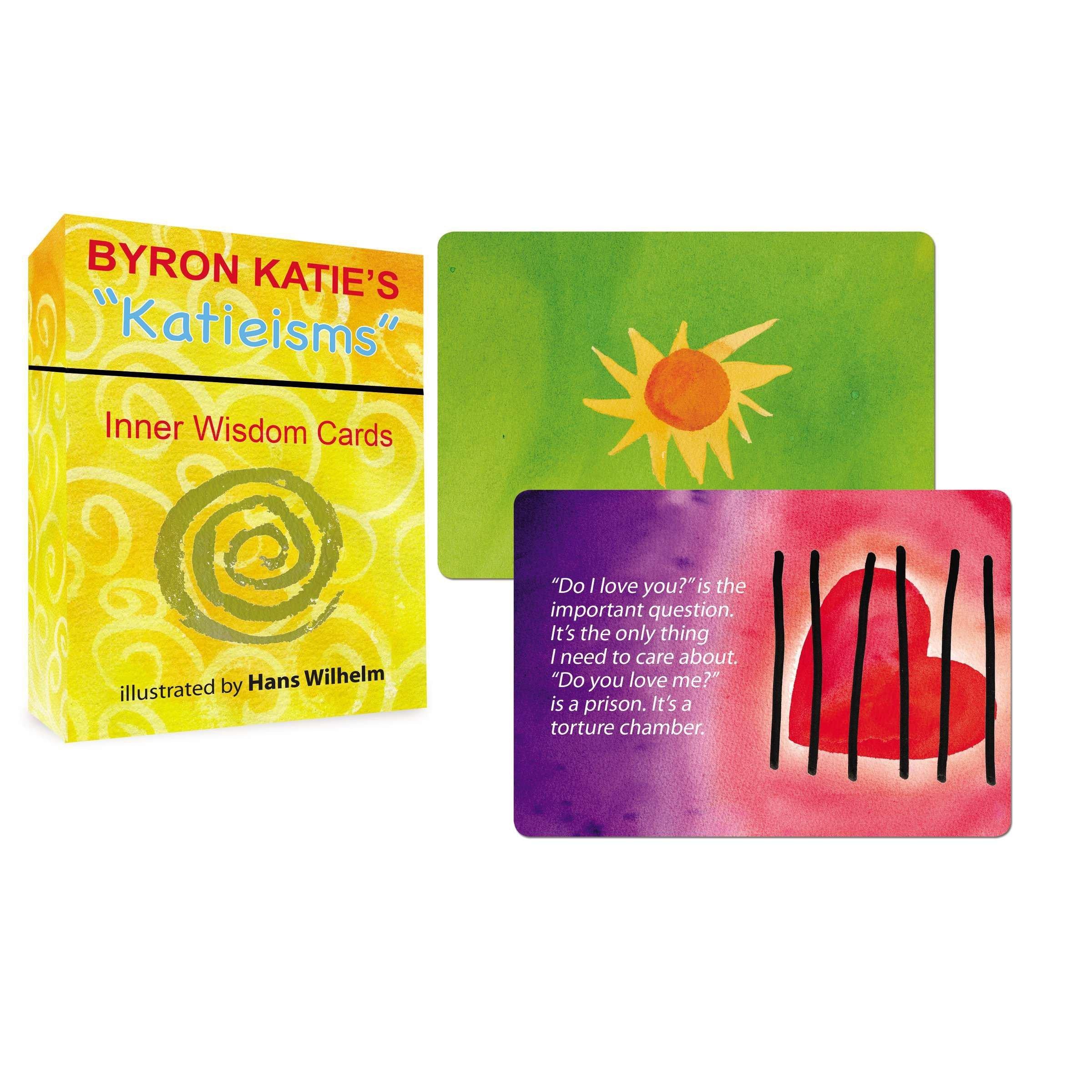 "Download Byron Katie's ""Katieisms"": Inner Wisdom Cards pdf"
