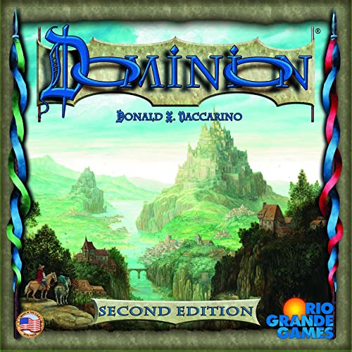 Rio Grande Games Dominion: 2nd Edition
