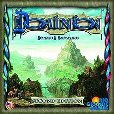 Dominion: 2Nd Edition Board Game