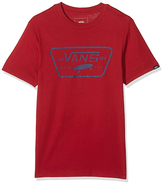 509507a879 Vans Apparel Full Patch Boys T-Shirt