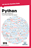 Python Interview Questions You'll Most Likely Be Asked (Job Interview Question Series Book 16)