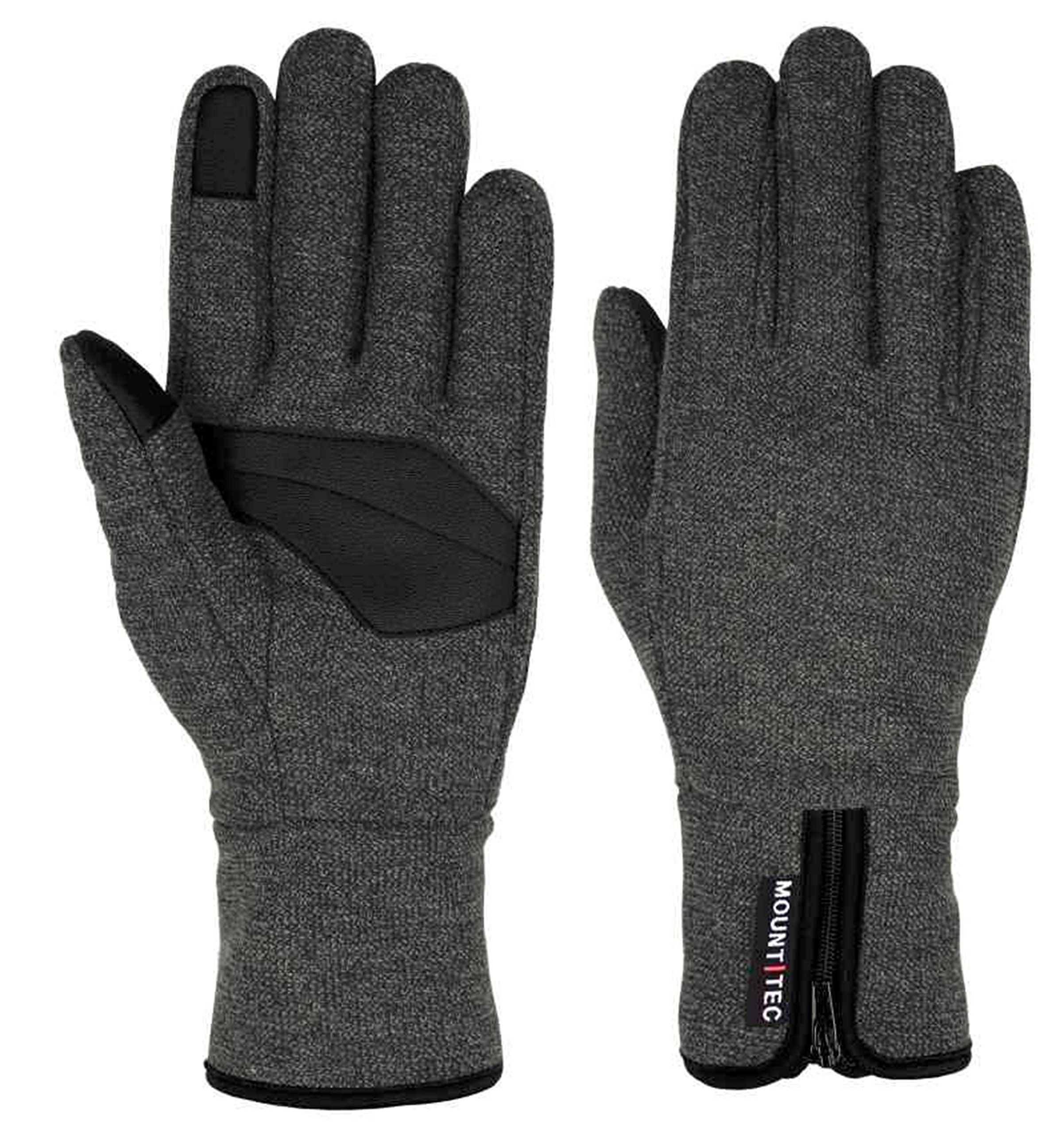 MOUNT TEC Mens Rugged Classic Knit Glove (Small)