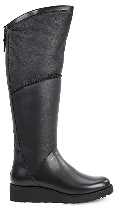UGG Women's Kendi Black Boot 5 B ...