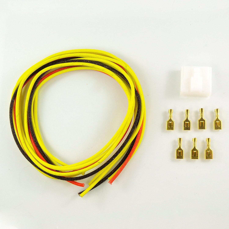 Connector Kit for Yamaha YZF FZ6 FZR 600 YZF R1 1000 1995-2012 R6 R6S R