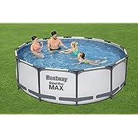 STEEL PRO MAX POOL SET 366CM X 100CM 26-56418