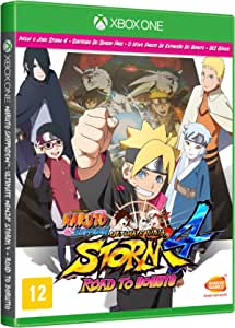 Naruto Shippuden Ultimate Ninja Storm 4 - Road to Boruto - Xbox One