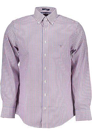 Gant 1601.300670 Camisa con Las Mangas largas Hombre: Amazon.es: Ropa y accesorios