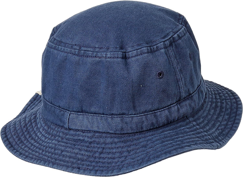 Amazon.com  Field   Stream Youth Basic Bucket Hat - Navy f26f33dc330