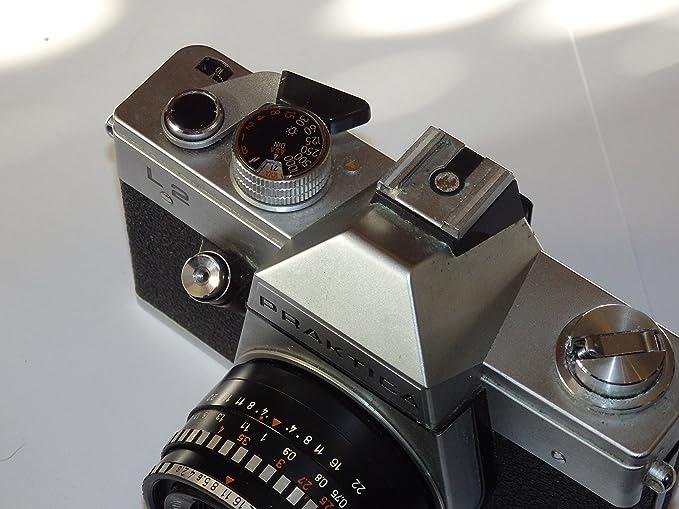 Camera Praktica L2 - Cámara réflex analógica - SLR - Incluye ...