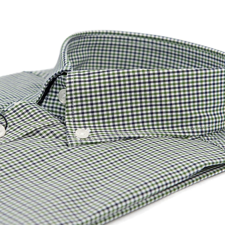 GIZA HOUSE Slim Fit European Fabric Luxury Shirt at Amazon ...