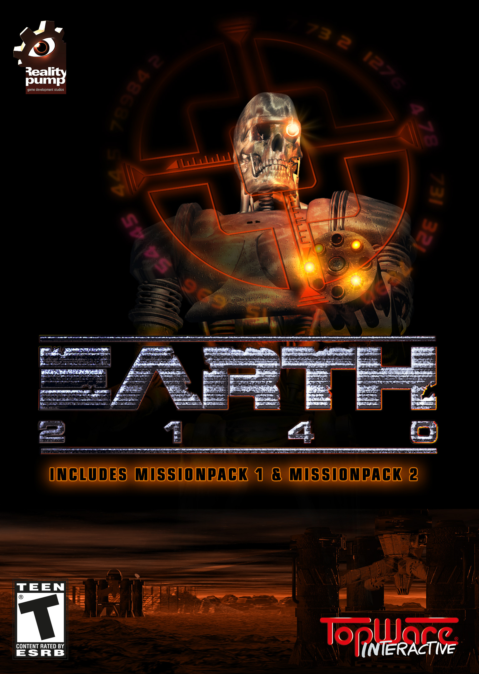 Tiberian Sun Pc Games - EARTH 2140 [Download]