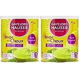 Gayelord Hauser Soupe aux Choux Diététique 300 g - Lot de 2