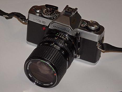 Camera Minolta XG9 XG de 9 – Cámara réflex analógica – Incluye ...