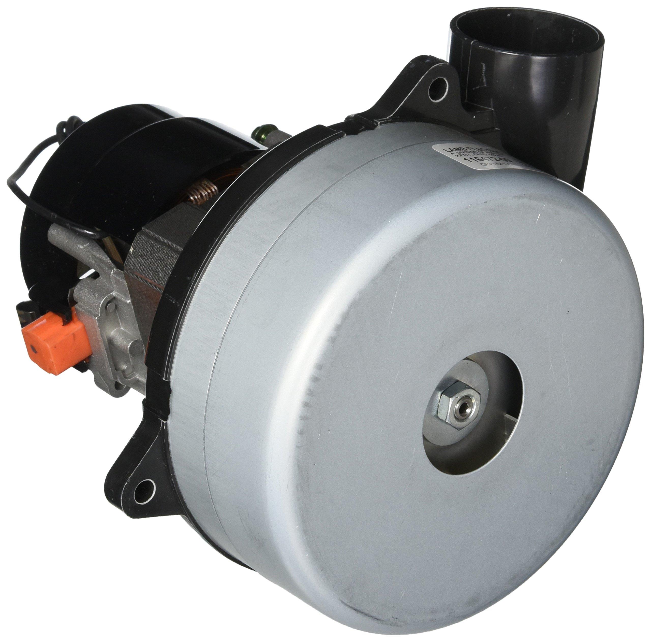 Ametek-Motors Motor 116472-00, 5.7'' 120 Volt B/2 Stage Tangential Bypass by Ametek-Motors
