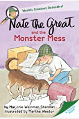 Nate the Great and the Monster Mess Kindle Edition
