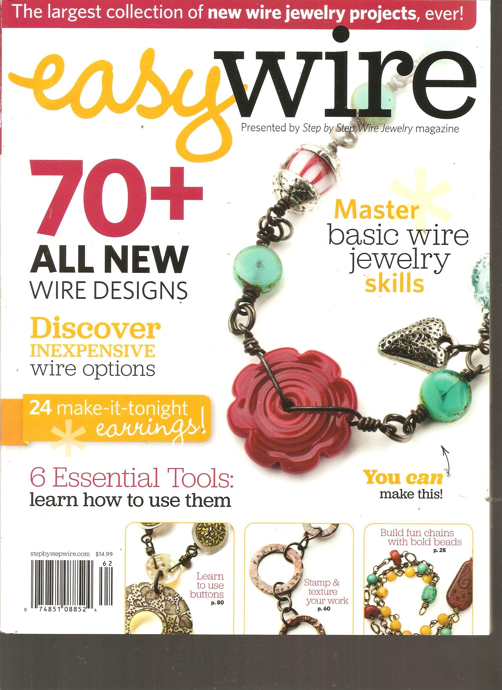 Read Online Easy Wire Magazine (70+ all new wire designs, 2011) pdf