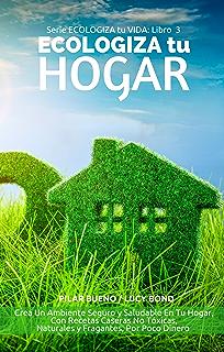 GUIA NATURAL DEL AMA DE CASA: ECOLOGIZA tu HOGAR: Crea Un Ambiente Seguro y