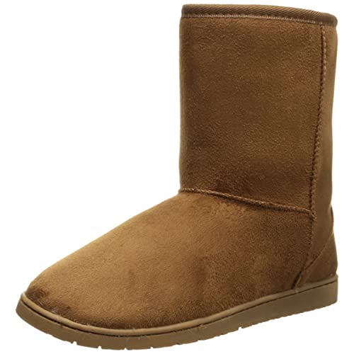 Women's Faux Fur Boots: Amazon.com
