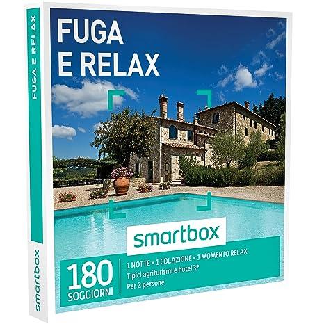 Smartbox Cofanetto Regalo - FUGA RELAX - 180 soggiorni dal fascino ...
