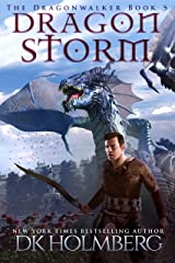 Dragon Storm (The Dragonwalker Book 5) Kindle Edition