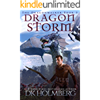Dragon Storm (The Dragonwalker Book 5)