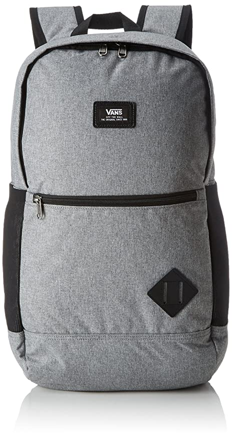 03c49d78b24 Amazon.com: Vans Van Doren III Backpack Heather Suiting Mens One ...