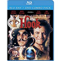 Amazon.com deals on Hook Blu-ray + DVD