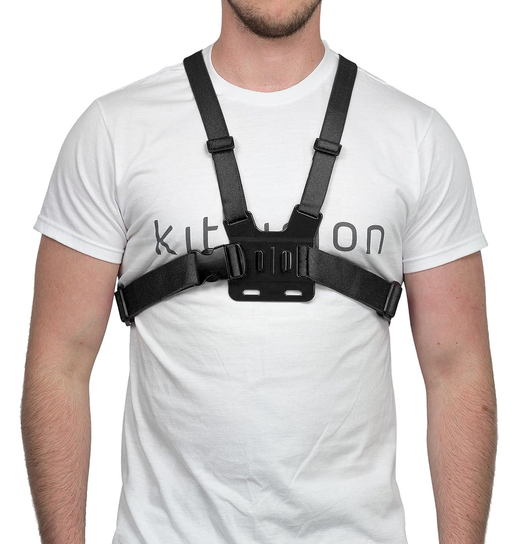 KitVision Pettorina per cani con attacco per action camera
