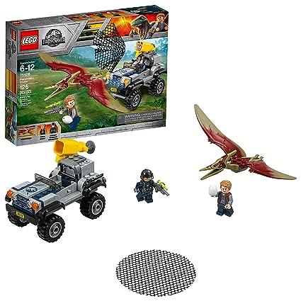 Amazoncom Lego Jurassic World Pteranodon Chase 75926 Building Kit