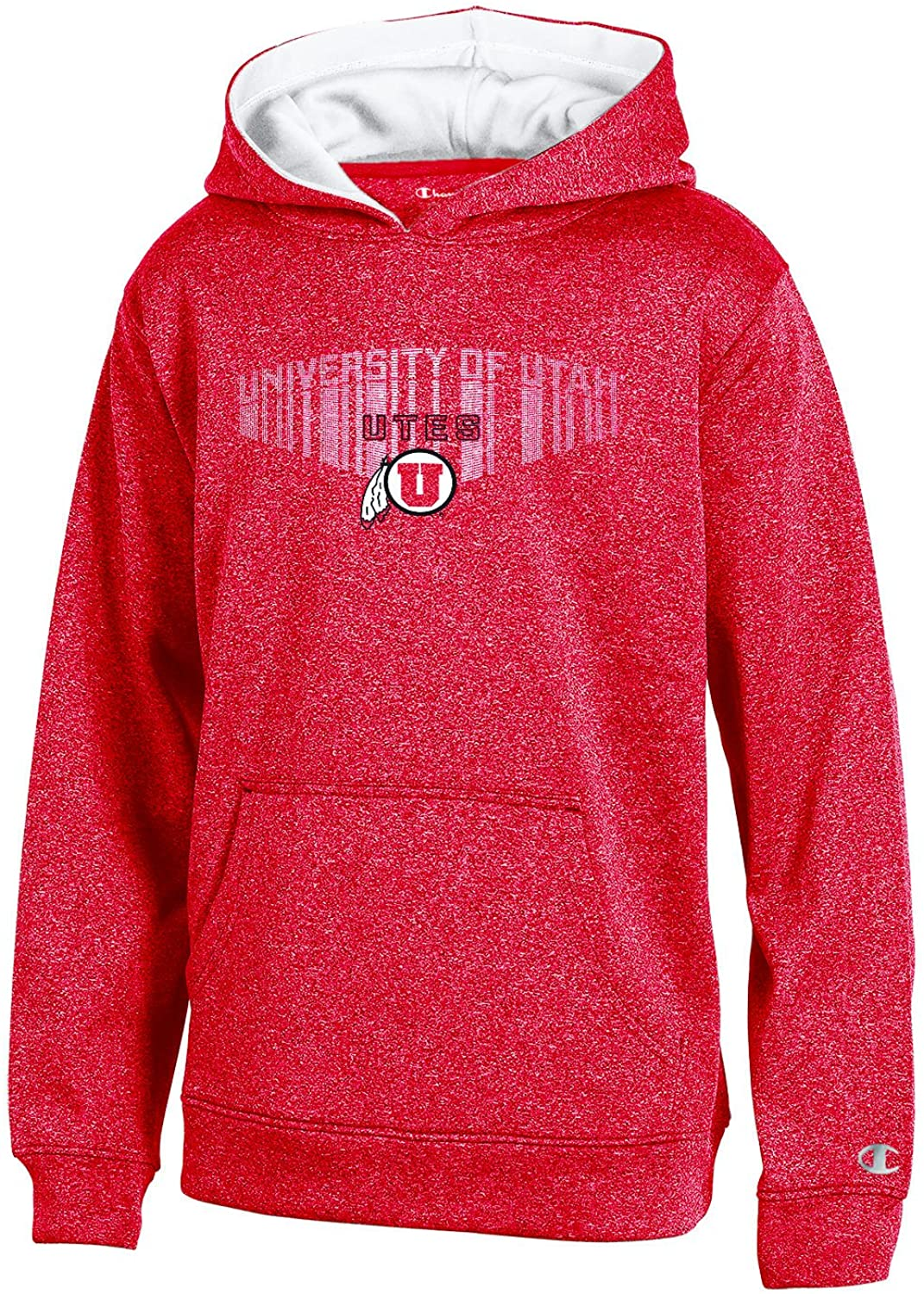 Champion NCAA Youth Boys Take Off Pullover Hoodie