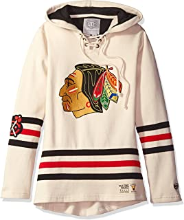 28df6e0d1 Amazon.com : Old Time Hockey NHL Women's Lacer Heavyweight Hoodie ...