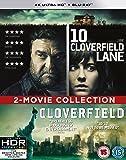 Cloverfield / 10 Cloverfield Lane – 2 Movie Collection [Blu-ray] [2017]