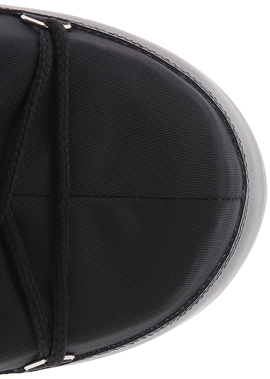 Tecnica Unisex Moon Nylon Fashion Boot M B000JWCXS6 42-44 EU (9-10.5 M Boot US Women's)|Black cd6888