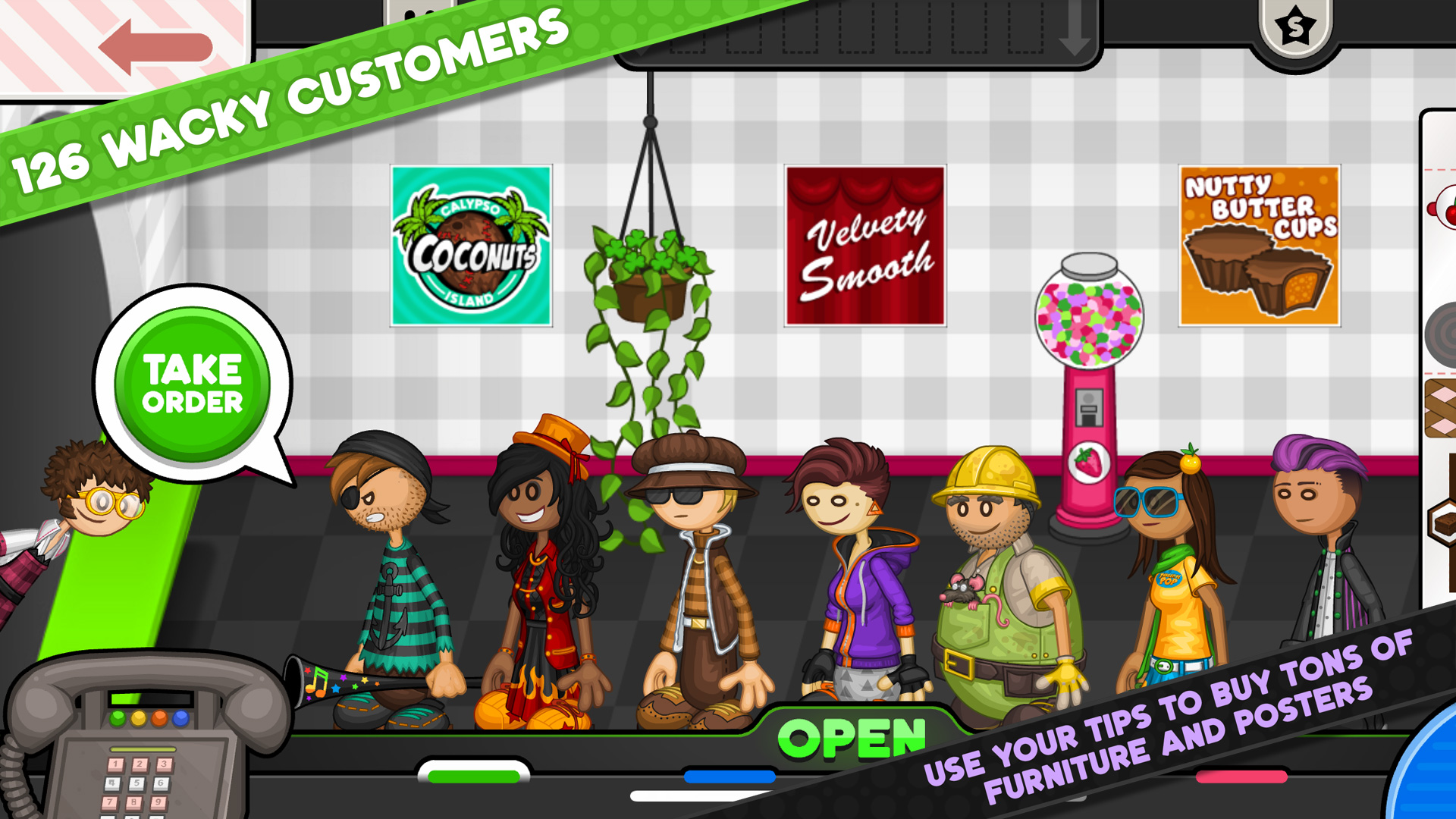 Amazon.com: Papa's Bakeria To Go!: Appstore for Android