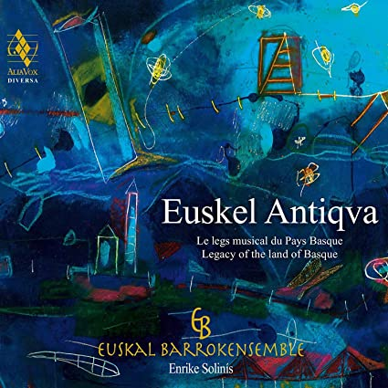 Euskel Antiqva - Legacy of the land of Basque