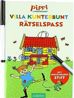 Pippi Langstrumpf Pippis Kunterbunte Rätselei Rätsel