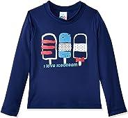 TipTop Camiseta Manga Longa Proteção Solar Surfista ,
