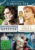 Keira Knightley - 3-Movie-Set [3 DVDs]
