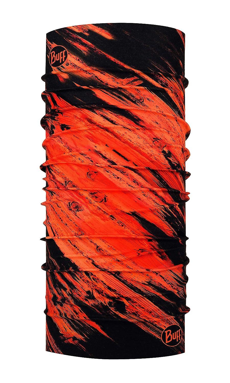Unisex Adulto Buff Titian Original Tubular Flame Naranja XL