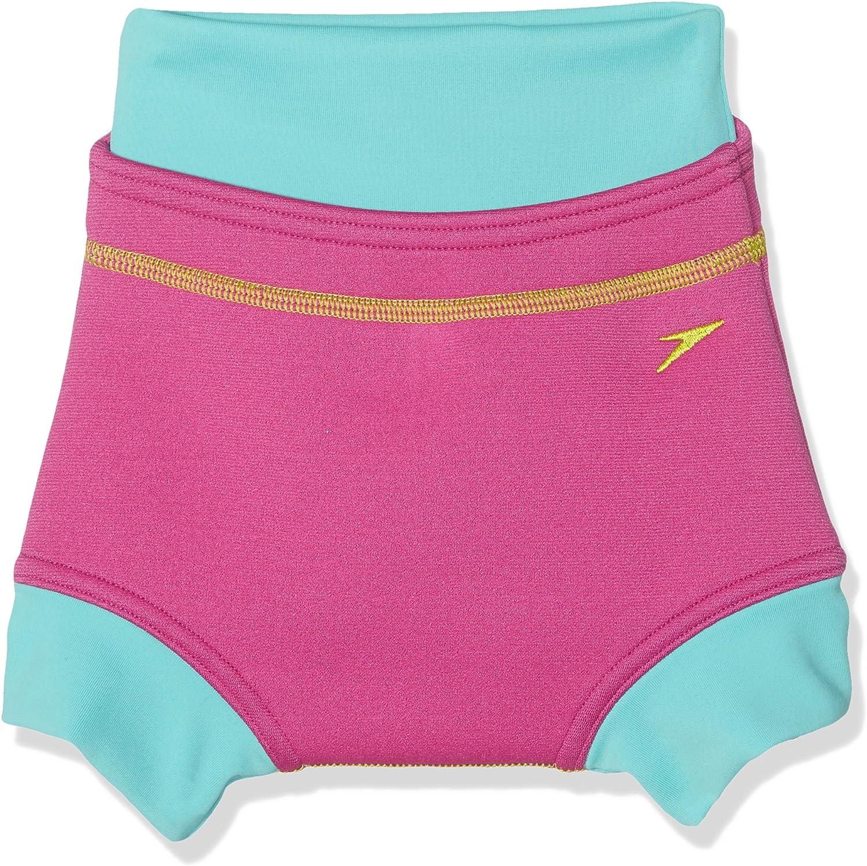 Speedo Spd Swimnappy Cover If Pantaloncino da Bagno Bimba   0-24 Mesi