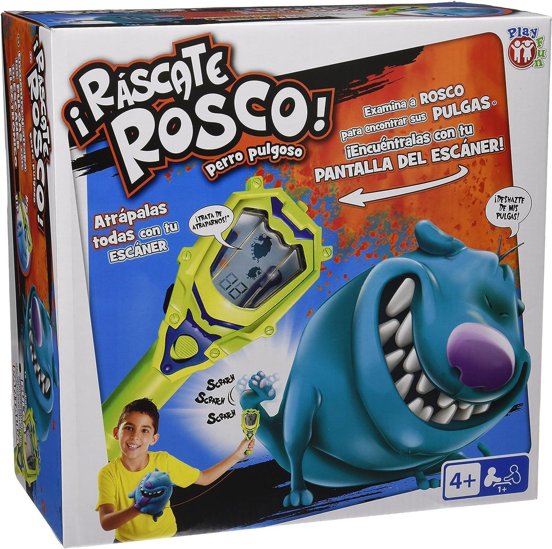 IMC Toys Ráscate Rosco (Distribución 96257): Amazon.es: Juguetes y juegos
