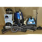 NEW 2-SPEED SIRENA VACUUM NEWEST MODEL *EXCLUSIVE* ROYAL LINE PRO® ULTRA DELUXE BONUS PACKAGE W/ 2 EXCLUSIVE EXTRA AIR PURIFIERS AROMA THERAPY MACHINES,RAINBOW e2 pillow BAG *BEST MOST COMPLETE