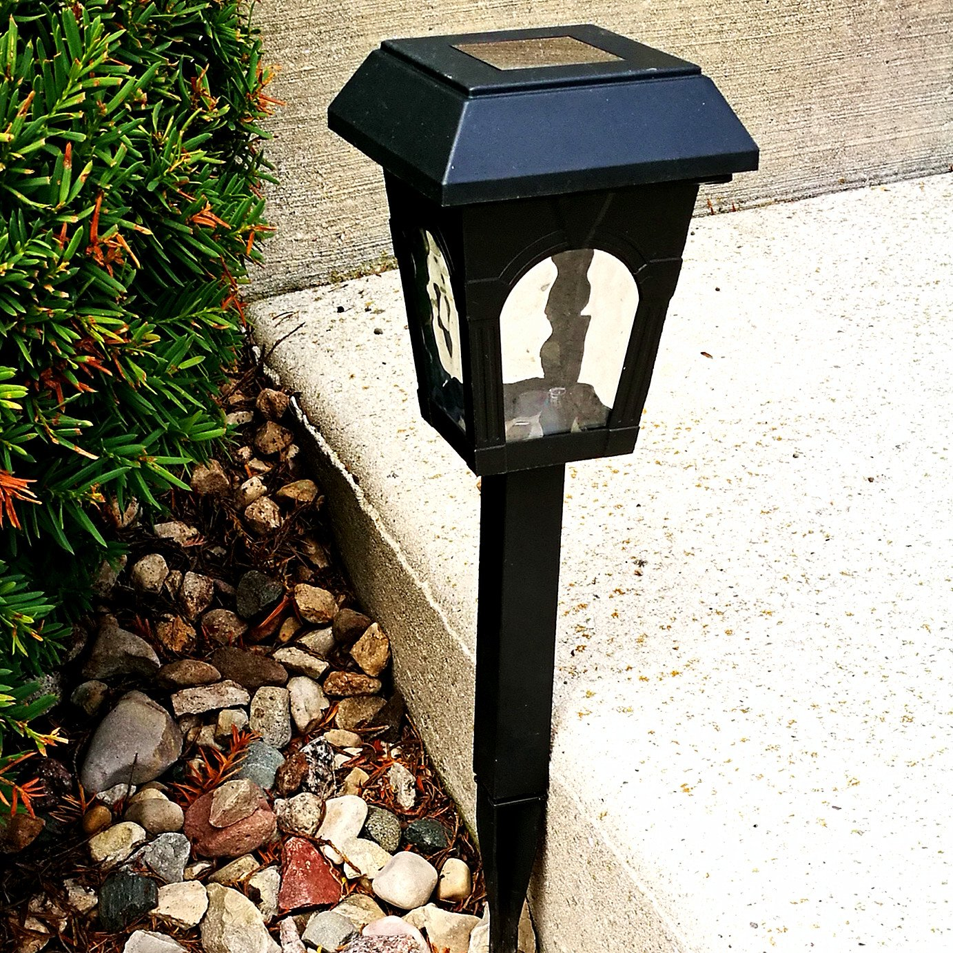 Driveway Solar Lights For Sale: 6Pack Classic Solar Lights For Walkway Sogrand Solar