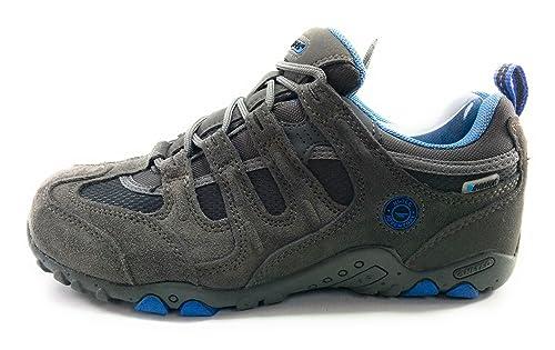 Hi-Tec Quadra Zapatillas Senderismo Mujer Montaña Trekking (37 EU)