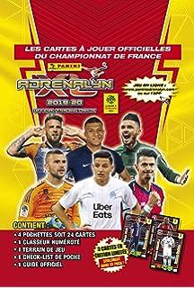 Panini France SA SA - Caja metálica (37 3 Tarjetas EL) para fútbol TCG ADRENALYN XL 2019-20, 2526-021: Amazon.es: Juguetes y juegos